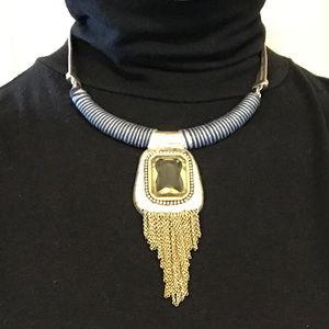 CHICO'S Large Pendant Necklace